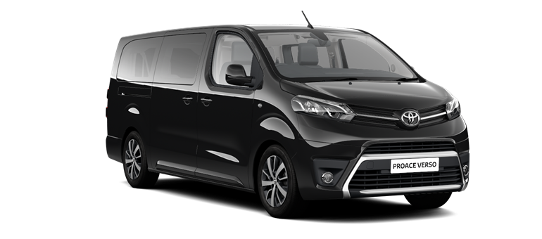 All New PROACE Verso models & features